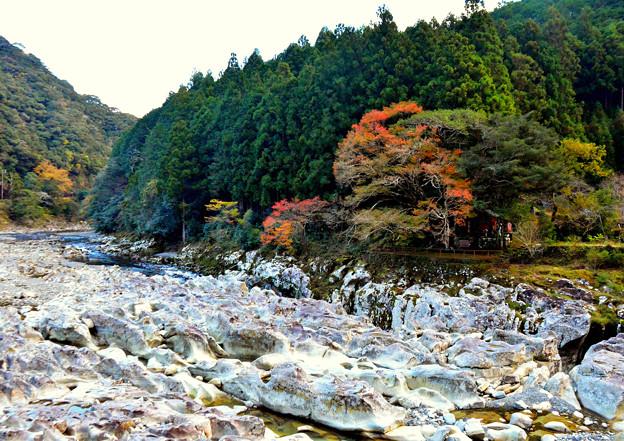 古座川の秋-4滝の拝
