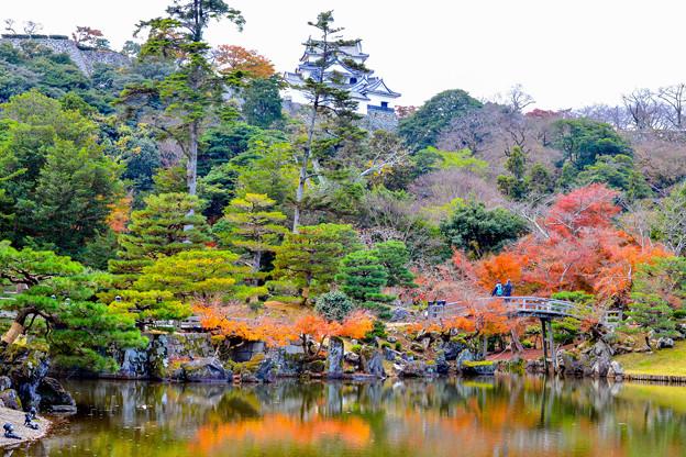 琵琶湖彦根城