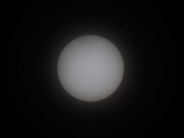 写真: 今日の太陽 5/25