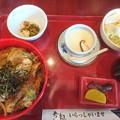 Photos: カツ丼定食