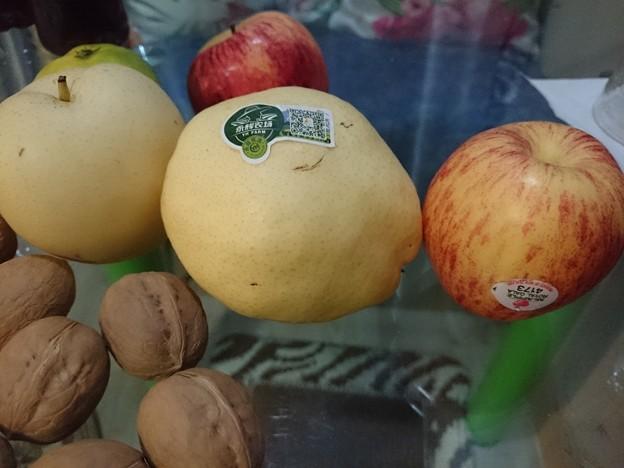 梨りんご胡桃