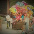 Photos: 風船とシャボン玉