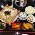 Photos: 稲庭うどん定食
