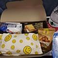 Photos: CAの機内食