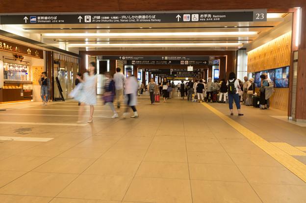 写真: 金沢駅 (7)