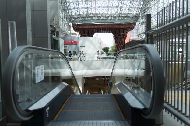写真: 金沢駅 (6)