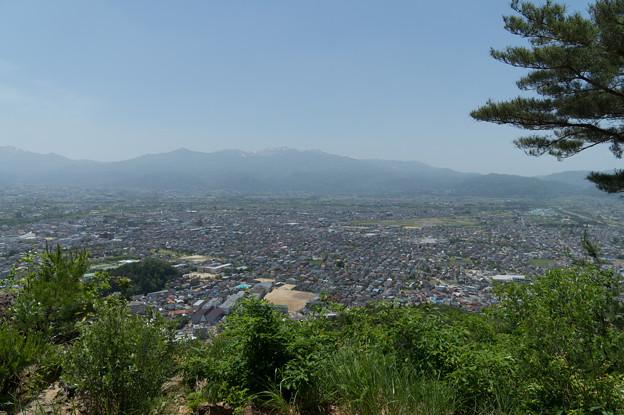 写真: 信夫山-3