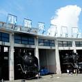 京都,梅小路蒸気機関車館