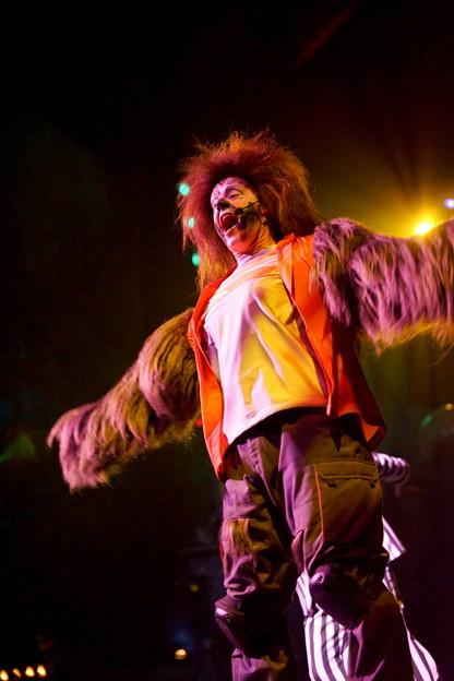USJ 2019 ユニバーサル・モンスター・ライブ・ロックンロール・ショー