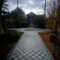 秋 緑地公園散歩 鶴見緑地国際庭園 モロッコ 2