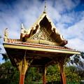 秋 緑地公園散歩 鶴見緑地国際庭園 タイ