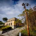 Photos: 秋 緑地公園散歩 鶴見緑地国際庭園 西アジアレストハウス