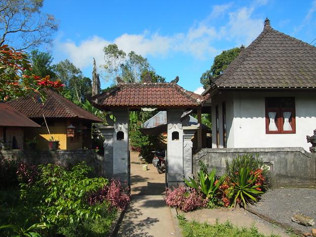 バリの民家/Bali's House