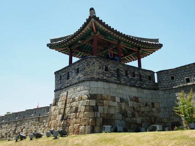 """東二鋪楼 -水原華城-/Dongiporu""""Eastern Sentry"""" -Hwaseong Fortress-"""