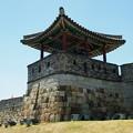 "Photos: 東二鋪楼 -水原華城-/Dongiporu""Eastern Sentry"" -Hwaseong Fortress-"