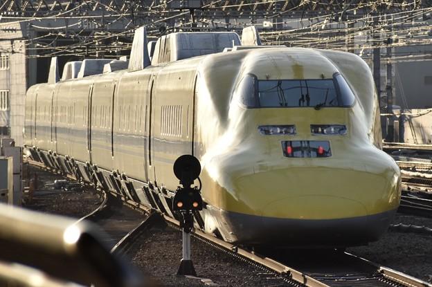幸せの黄色い新幹線