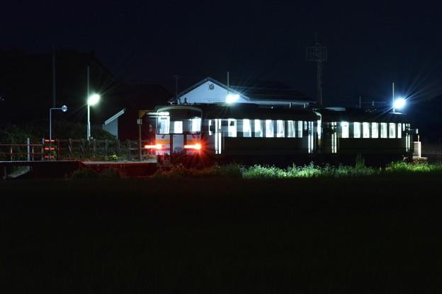 Photos: 最終列車