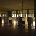 夕方の青海駅