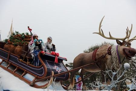 アナ雪パレード2