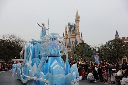 アナ雪パレード4