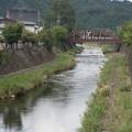 小川が流れる、とある田舎町