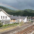 虹は突然現れる!!!