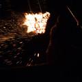 Photos: 重要なかがり火