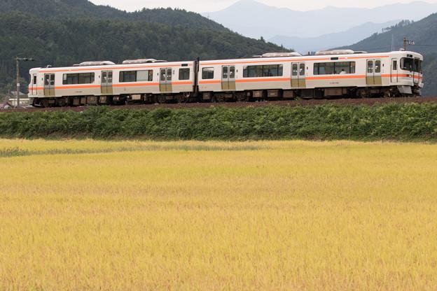 Photos: 秋景色と・・・