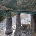 Photos: 列車が来るまで来た景色をイメージしよう