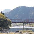 Photos: 山と橋