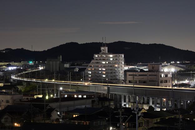 新幹線の線!!