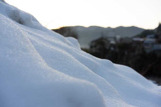 雪、盛り盛り!!