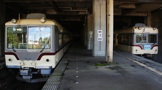 富山地鉄 14761Fと14722F