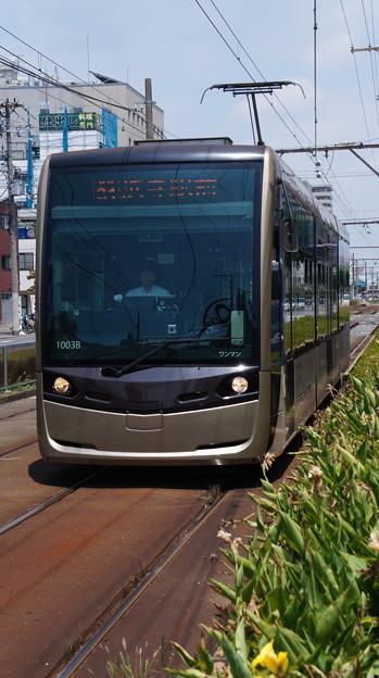 阪堺電軌 1003