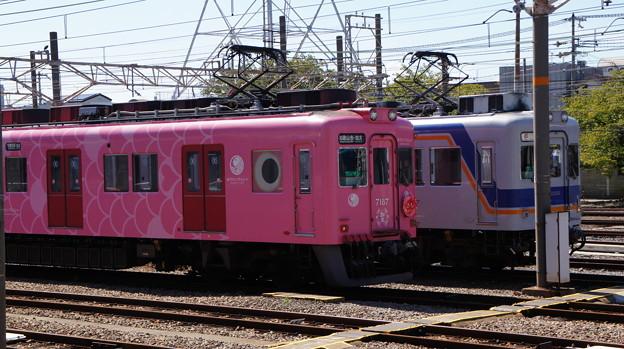 南海 7100系 7187F