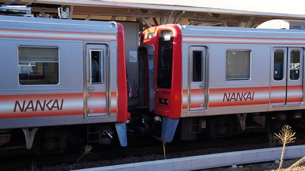 南海 2300系 2301Fと2304F