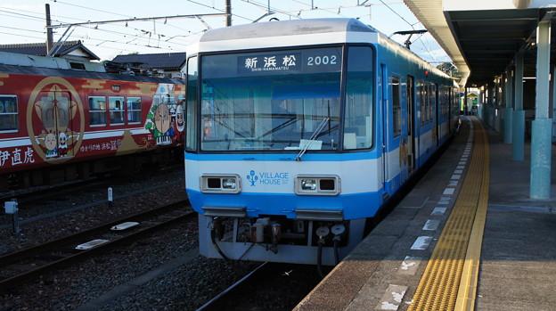 遠州鉄道 2000形 2002編成