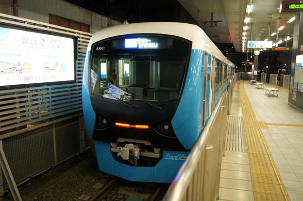 静岡鉄道 A3000形 A3001F