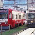 Photos: 鹿児島市電 9504と101