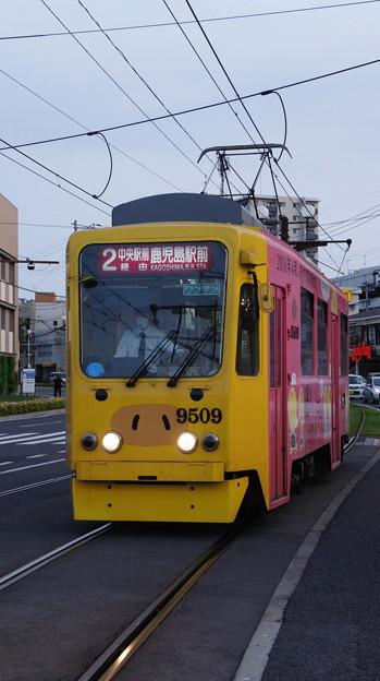 鹿児島市電 9509