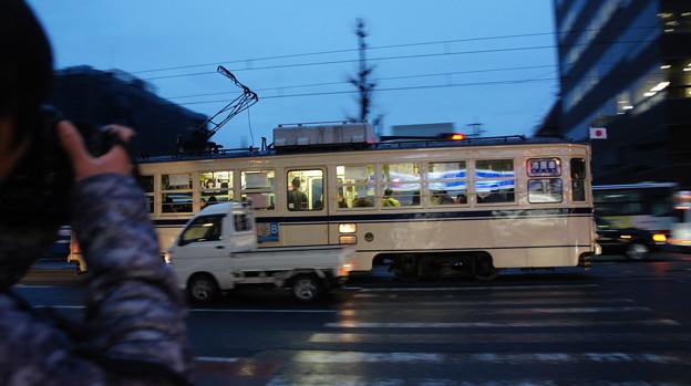熊本市電 1063
