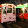 写真: 熊本市電 1095と8503
