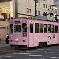 写真: 熊本市電 1095