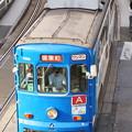 写真: 熊本市電 1096