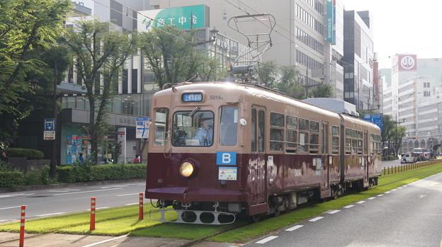 熊本市電 5014