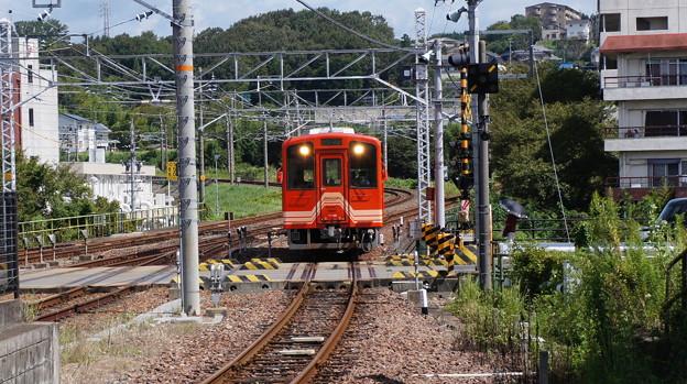 明知鉄道 アケチ100形 102