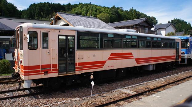 明知鉄道 アケチ6形 6