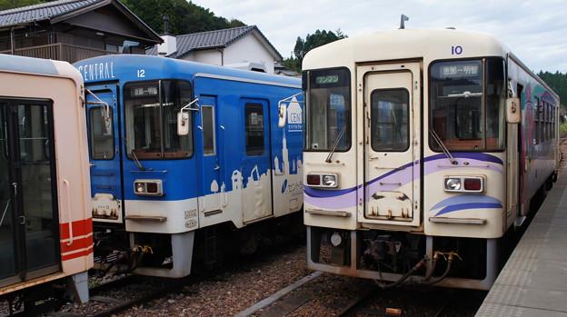 明知鉄道 アケチ10形 10