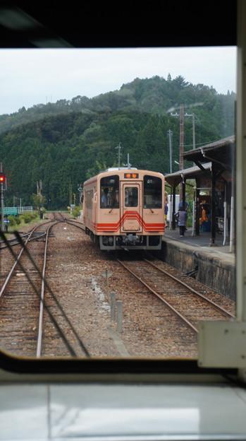 明知鉄道 アケチ100形 101