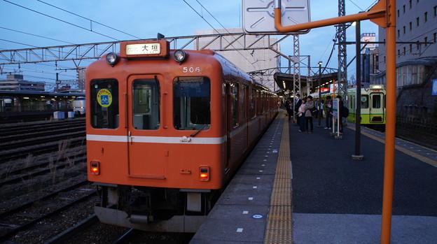 養老鉄道 600系 D06